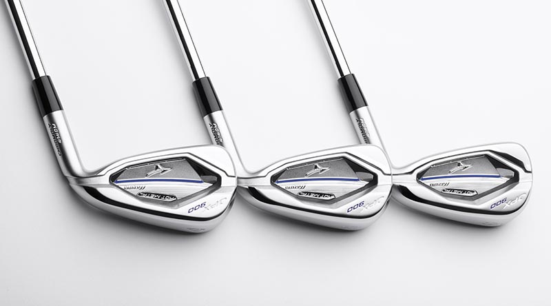 Mizuno JPX 900 Series Irons Are In